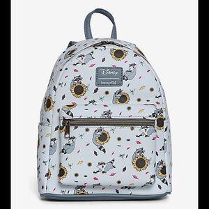 Loungefly Pocahontas Meeks Sunflower backpack